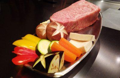 Tor steak Aoyama - Kobe beef